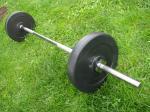 Bench činka 28kg za 2690,-