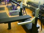 Prodám posilovací lavici na bench press
