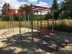 Workoutové konstrukce, venkovní workout hřiště