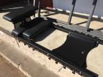 Hip trust/glute ham raise - posilovací stroj