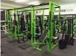 Realizace fitness centra, posilovny