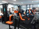 Stroje a vybavení celého fitness centra