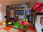 Konstrukce FTS od 3D fitness
