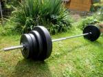 BENCH činka 88kg - nová nepoužitá