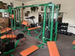 Fitness sada strojů