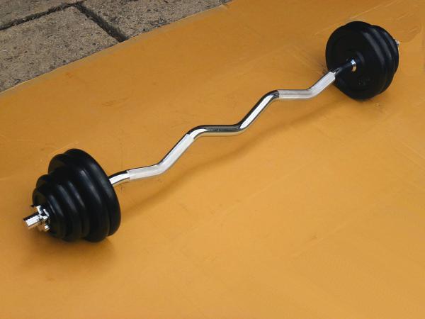 EZ činka 38kg za 1990,- Kč (nová)