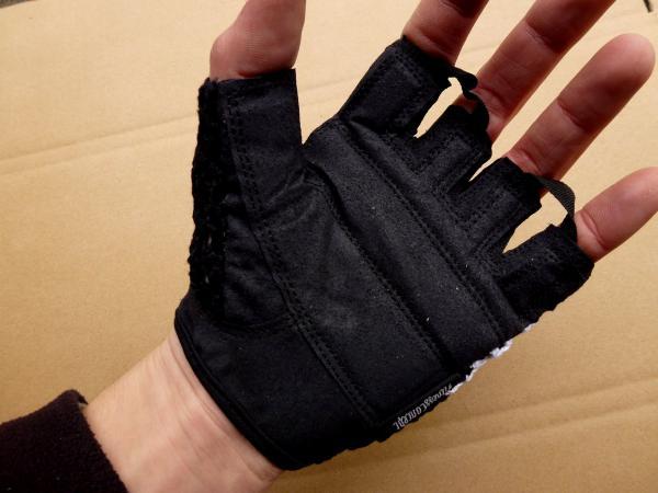 Posilovací rukavice LF za 240kč