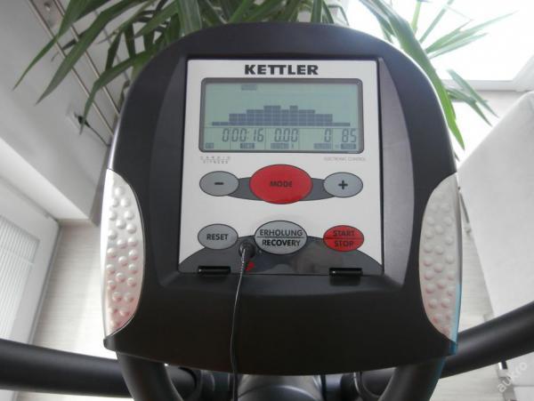 Eliptický trenažer KETTLER Verso 309 za 6000,-
