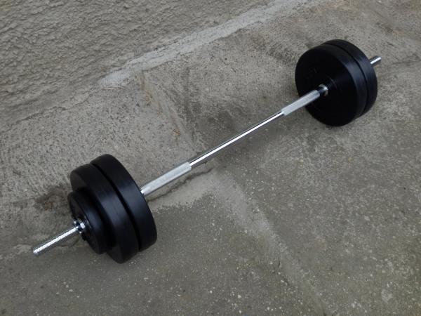 BENCH činka 30kg za 1300,- nová
