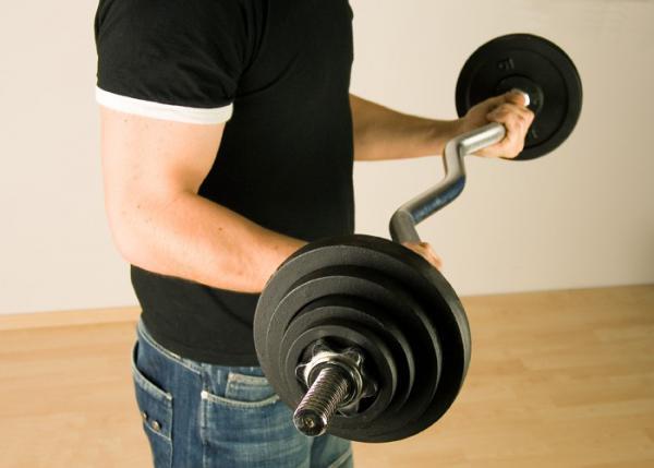 EZ činka 26kg za 1500kč - NOVÁ