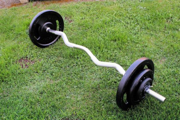 EZ činka 41kg za 2100,- (nová)