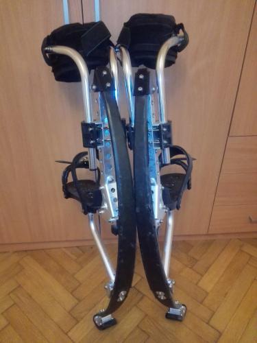 Prodám Skákací boty PowerStrider AL Profesional - Praha 3b537a534e
