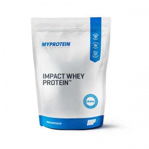 MyProtein - Impact Whey Protein Čokoláda-Oriešok