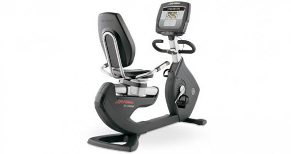 Life Fitness Elevation Inspire 95R kolo Exercise bike
