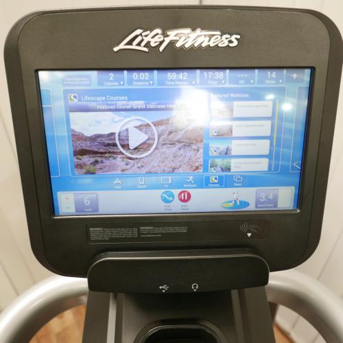 Life Fitness Flex Strider Discover se - 18 měsíců starý