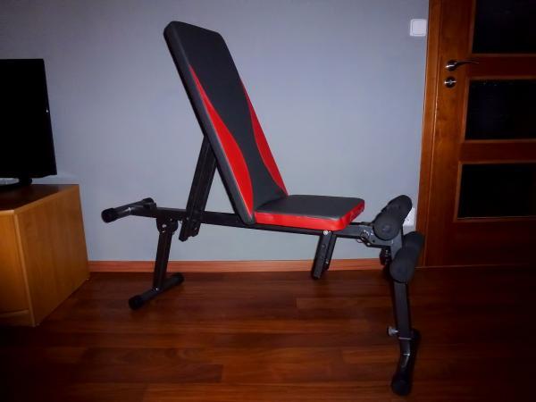 Polohovací lavice - 150kg nosnost LEVNĚ