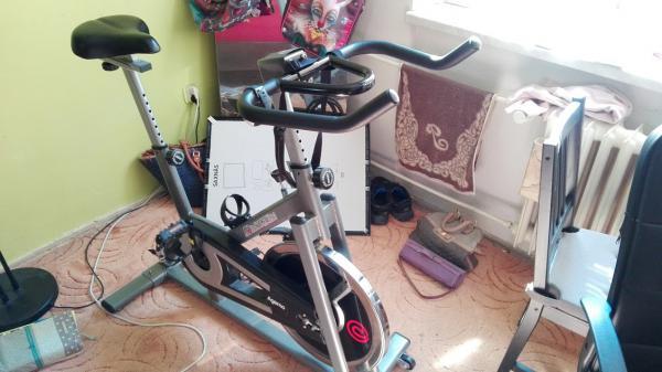 Cyklotrenažer Insportline Agemo