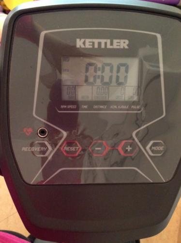 Eliptický trenažér Kettler Cross M