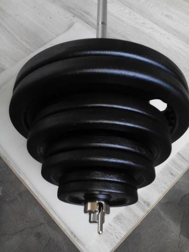 NOVÁ Bench činka 148kg PANATTA