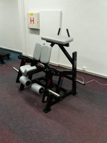Prodám Hammer Strength Kneeling leg Curl - Praha 4