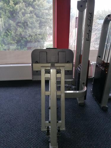 Posilovací stroj Body-Solid Leg Press
