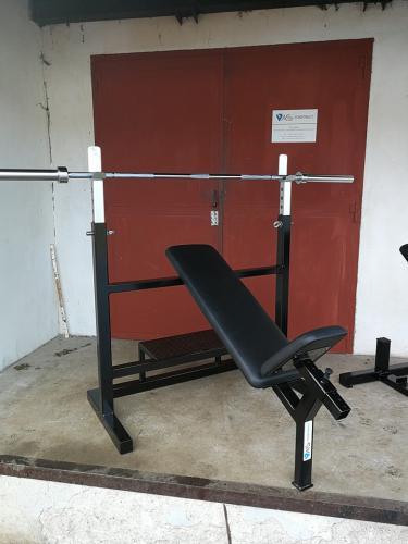Benchpress hlavou nahoru - do fitness