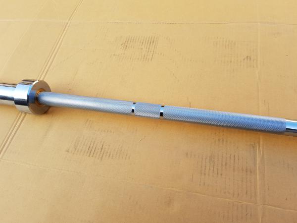 BENCH osa 2200/50mm ULTIMATE 680kg olympijská