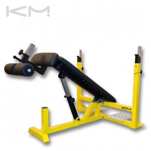 Lavice na tlaky nastavitelná 0-30° (Bench Press)