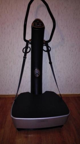 Dvoumotorový vibrační posilovací stroj inSPORTline Orchid