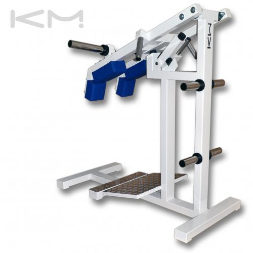 Squat Calf machine (dřepy ; lýtka)