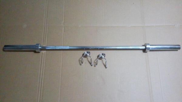 Olympijska činková hřídel rovná 150 cm