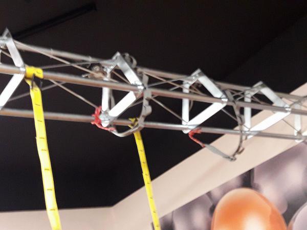 Nosná konstrukce TRX