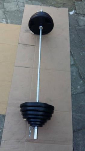 Olympijska činka pogumovaná  167,5 kg