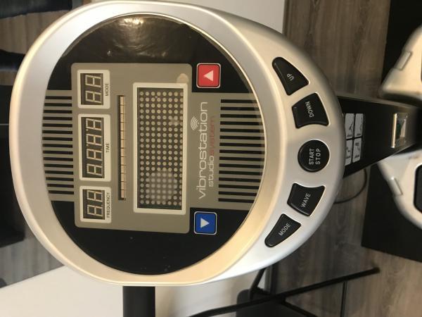 Vibrostation studio system