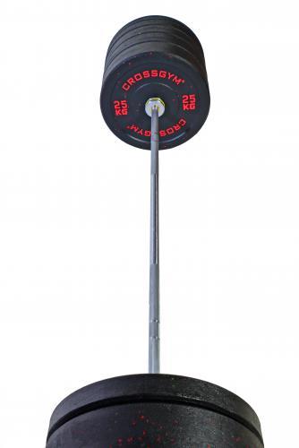 Crossfitová olympíjská činka  125 kg