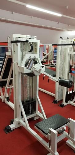 Fitness a cardio stroje