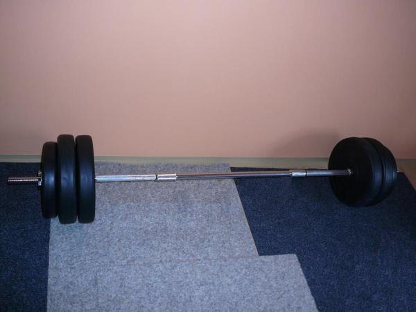 BENCH činka 33kg (NoVÁ)