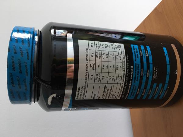 Biotech Usa Iso Whey Zero 908 g Vanilla