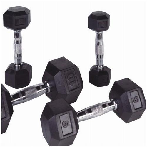jednoruční činky HEXA 32,5 až 40 kg