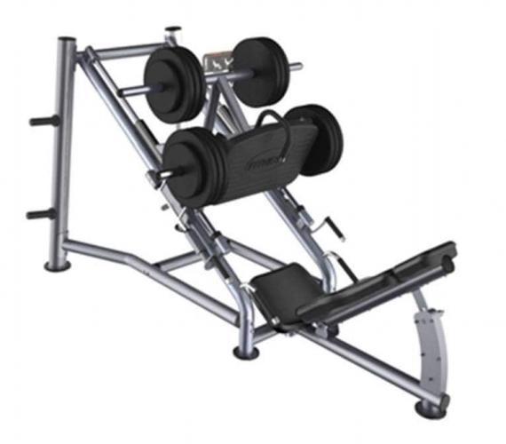 Posilovací stroje do Fitness - balík 10 strojů - výprodej