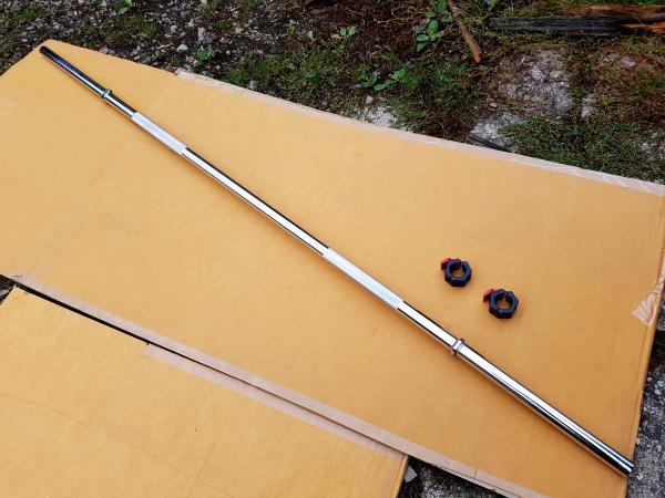 BENCH osa 2000/30mm - široký úchop