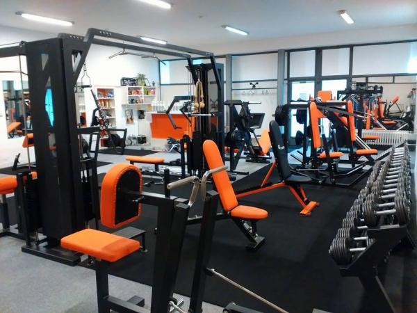 Prodej vybavení fitness
