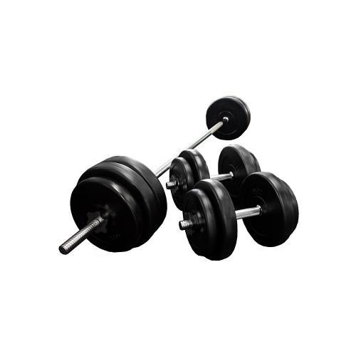 Sestavička: fitness sada 80kg za 2690,-