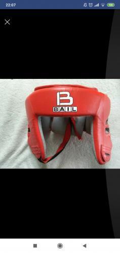 Boxerská helma Bail