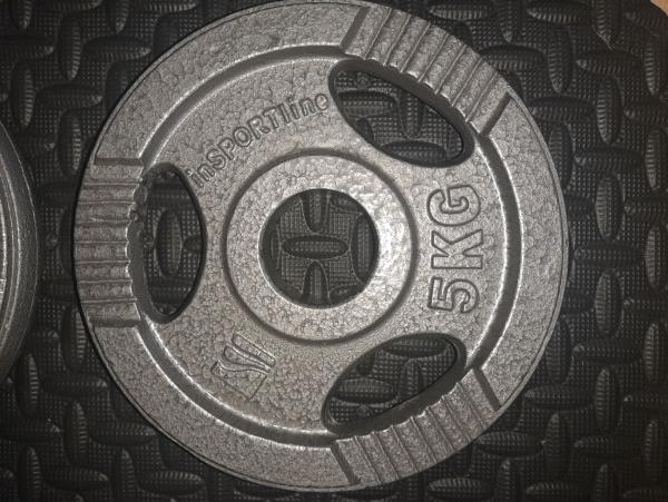 Ocelový kotouč 5 kg