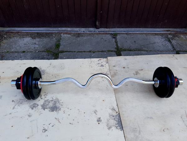 EZ činka 33kg - olympijská