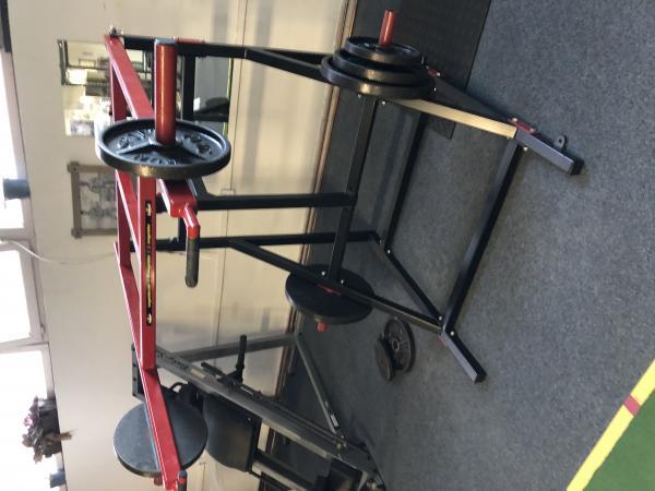 Stroje Grünsport, Viking press