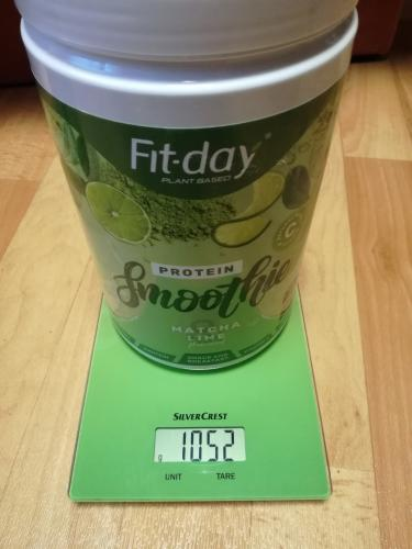 Fit-day protein active & Fit-day smoothie